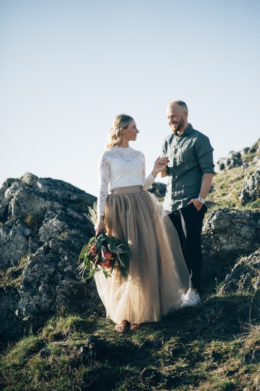 wurzel & taube franzi & vladik – styleshoot